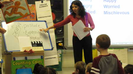 Drama as a Tool for Classroom Management, Conflict Resolution, and Student Engagement