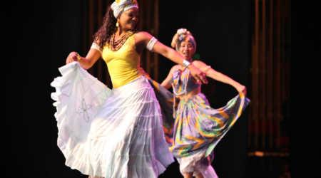 Axé Puro: Folkloric Music & Dance from Brazil