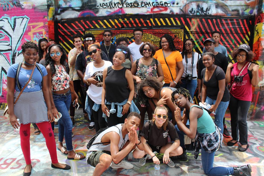 Bloomberg Arts Internship | Baltimore