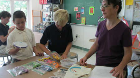 Embroidery Across the Curriculum