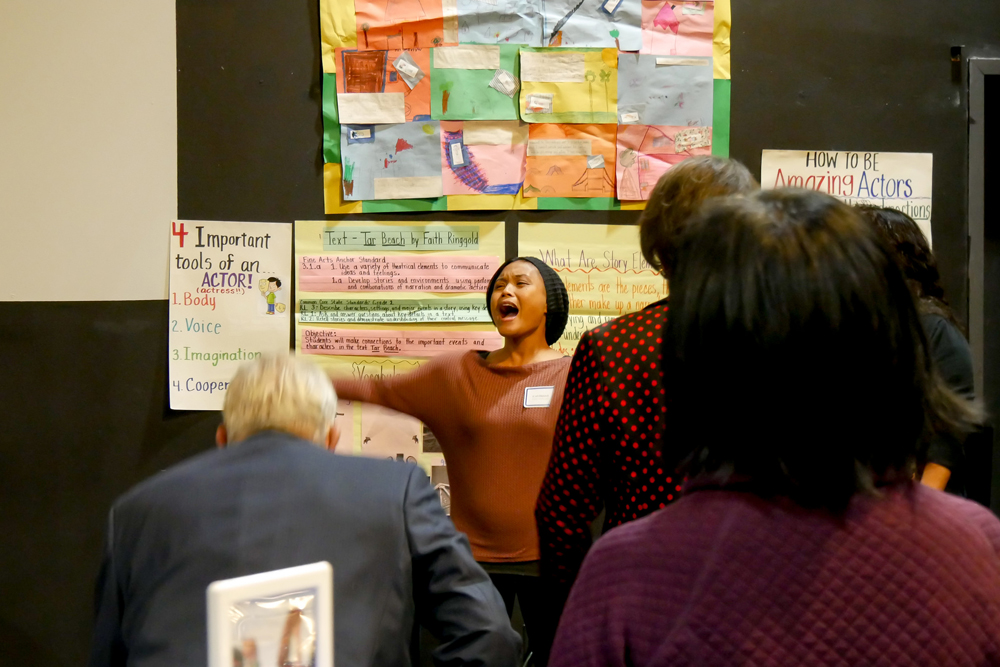 Young Audiences Art Crawl