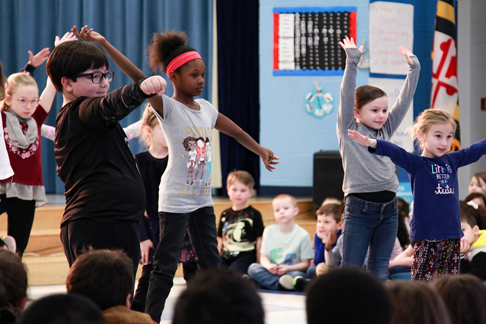 Physical Fitness Tied To Kids Academic >> Dance Archives Young Audiences Arts For Learning Maryland