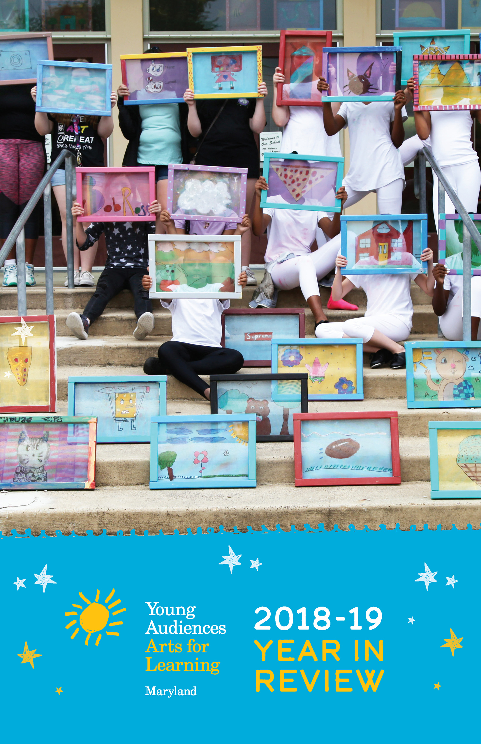 Young Audiences Arts for Learning 2018-19 Annual Report