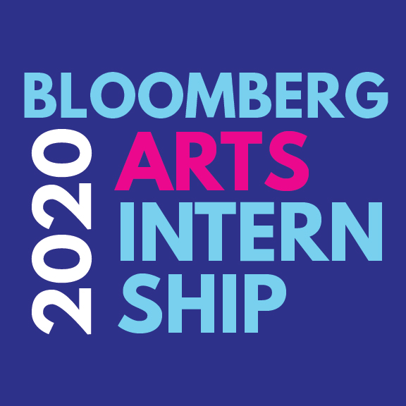 2020 Bloomberg Arts Internship | Baltimore