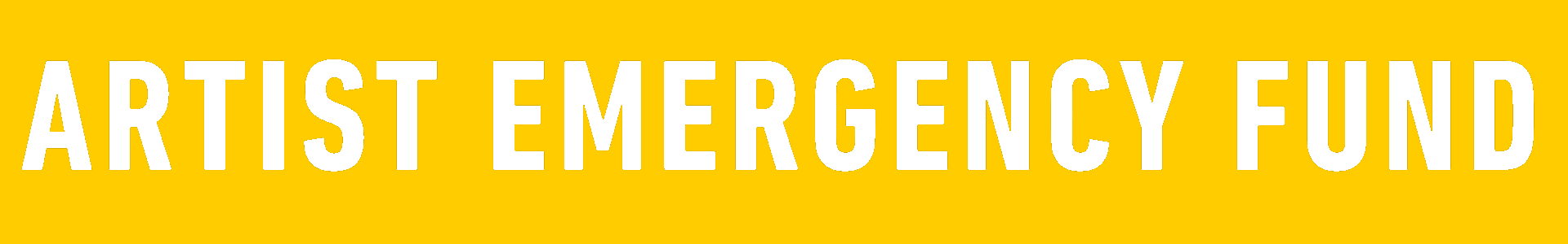 Artist-Emergency-Fund