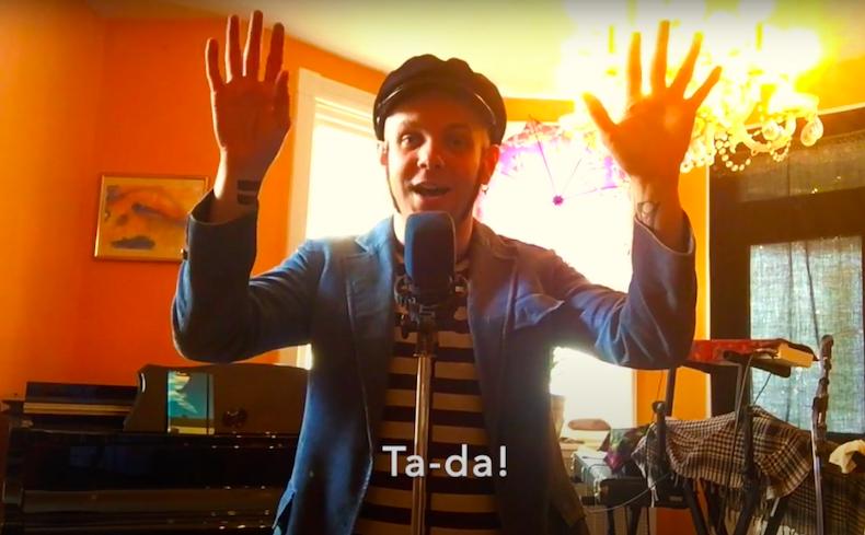 Elias Schutzman Video I