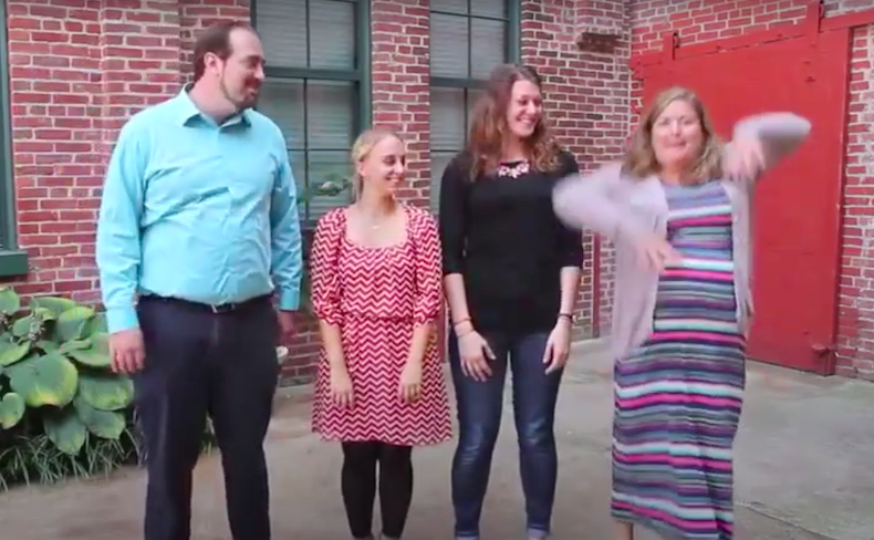 Baltimore Improv Group Video