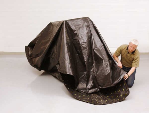 Motorcycle Covers Rust Protection