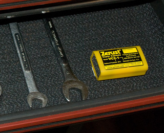 ZerustProtectedToolsCrop firearm rust protection