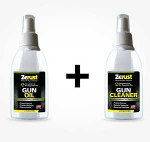 Gun Oil and Gun Cleaner Special