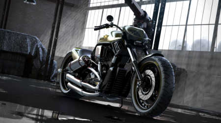 Zerust motorcycle cover