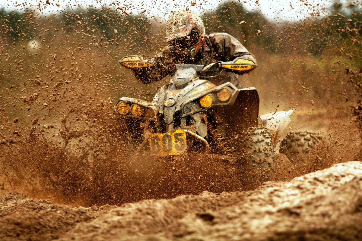 Zerust ATV Cover Keeps Quad Rust-Free - Zerust Rust Prevention Products