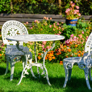 prevent rust patio furniture