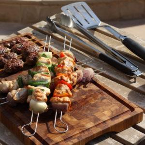 rust-free BBQ tools