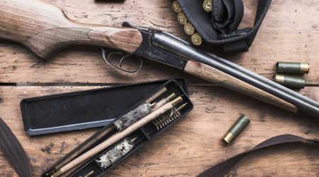prevent gun barrel rust