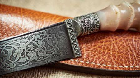 preventing rust knives