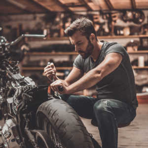 preventing motorcycle rust