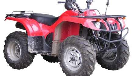 ATV rust prevention