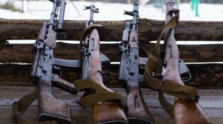 prevent rust rifles