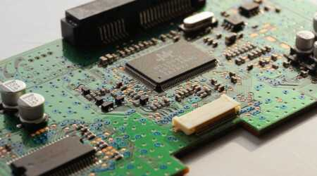 PCB corrosion