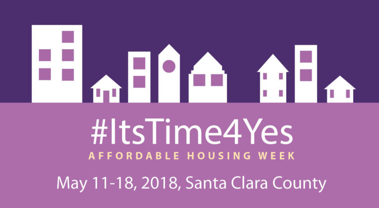 #ItsTime4Yes :: Affordable Housing Week (banner)
