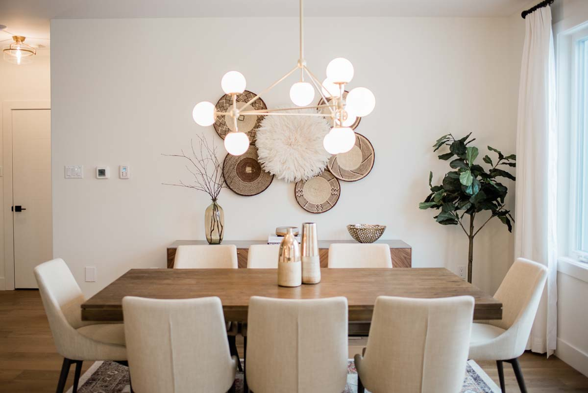 Proper Height for Your Dining Table Light