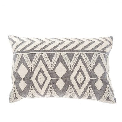 Annora Embroidered Cushion