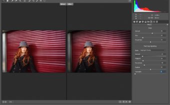 CJM Weekly Photoshop Tip #15: Adding Effects using Camera Raw Filter