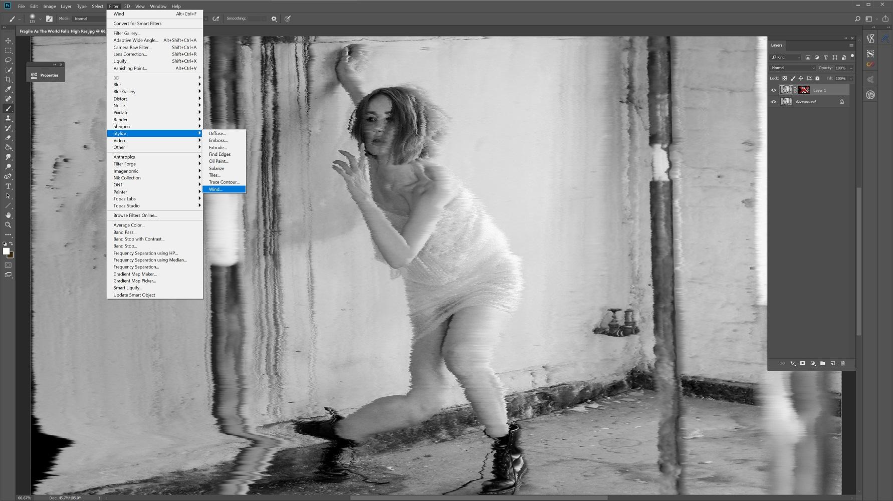 CJM Weekly Photoshop Tip #18: Glitch Effect
