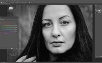 CJM Weekly Photoshop Tip #20: Using Black/White Adjustment Layer