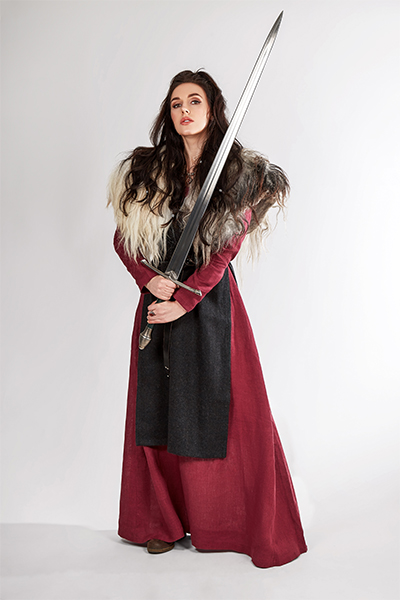 Shield Maiden Viking