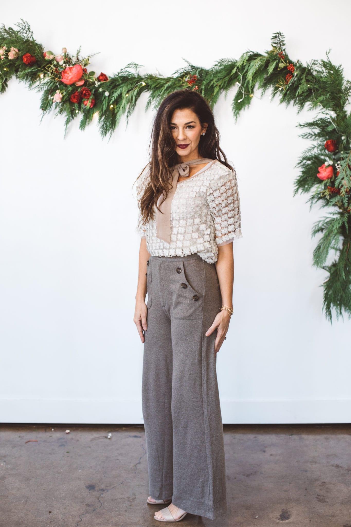 eb071955518e High Waisted Linen Pants – Ashley LeMieux