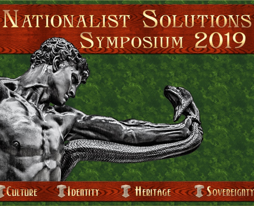 Learn more about this visionary conference at www.nationalistsolutions.com