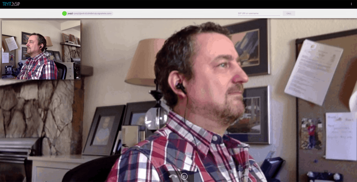 SignalWire RELAY | WebRTC with SIP over WebSockets | SignalWire