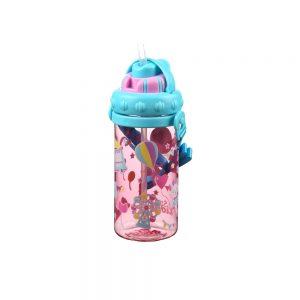 Designer Pink water bottle for kids