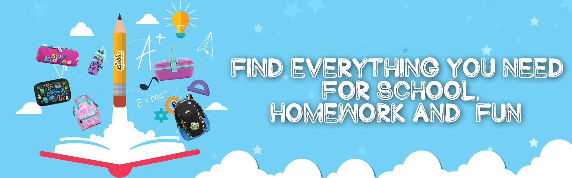 Kids Stationery in online