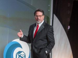 Joseph Mariano, DSA President, explains the self-regulatory body in San Diego