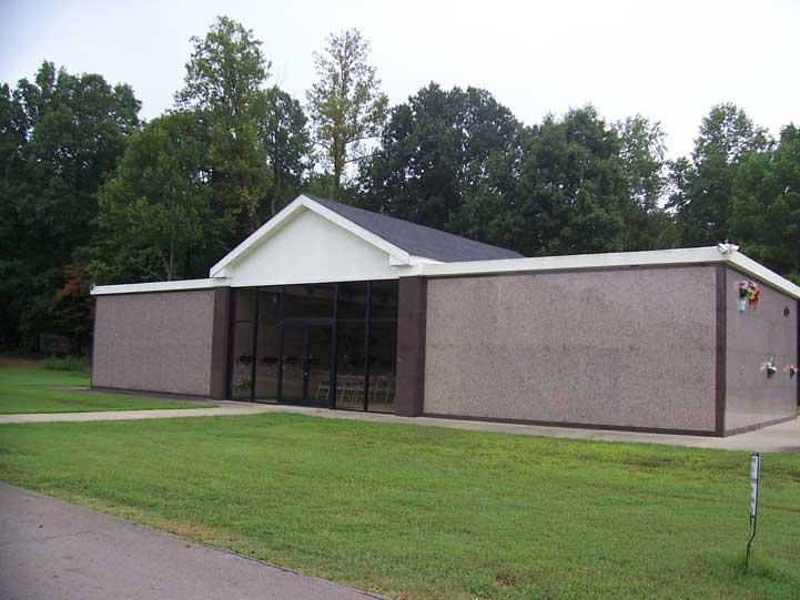 Mausoleum-Front