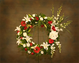 remembrance wreath