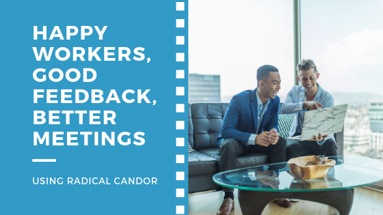 using radical candor to be a better leader