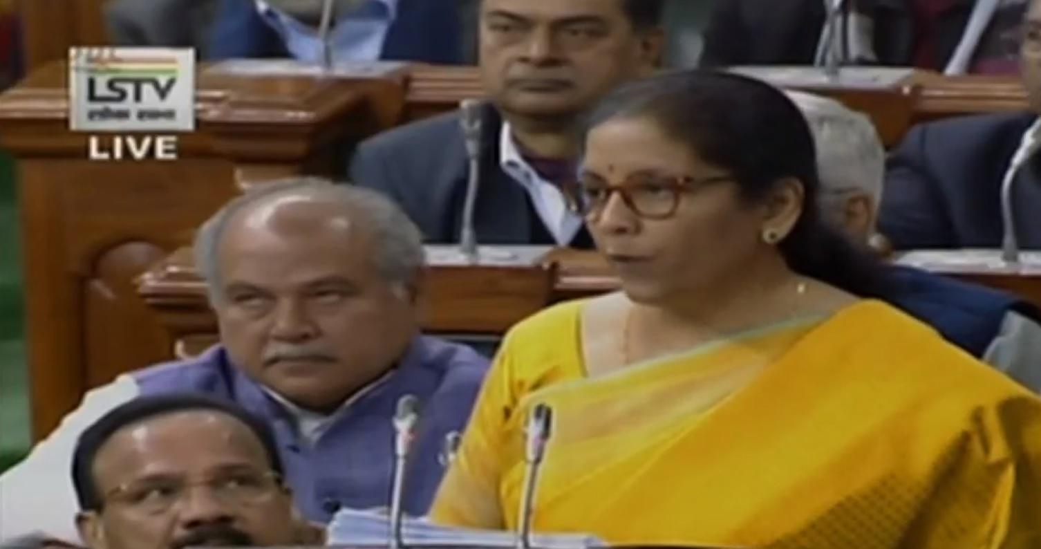 Budget 2020: भारत अब दुनिया की 5वीं सबसे बड़ी इकॉनमी, पढ़ें बजट की सभी बड़ी बातें