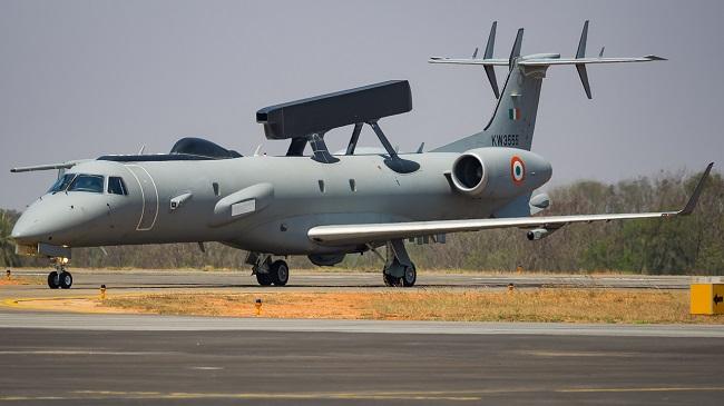 दुश्मन की हर हरकत पर नजर रखेगा Air Force का 'नेत्र'