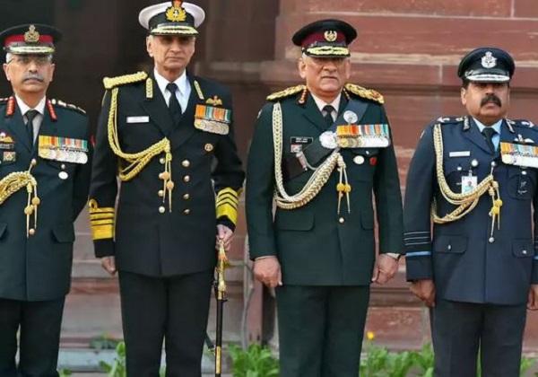 भारतीय सैन्य इतिहास का सबसे बड़ा पुनर्गठन, तीन साल में मिल जाएंगे मिलिट्री कमांड्स