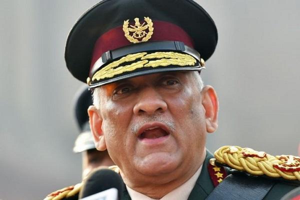 लद्दाख दौरे पर चीफ ऑफ डिफेंस स्टाफ जनरल बिपिन रावत, अधिकारियों से लेंगे हालात का जायजा