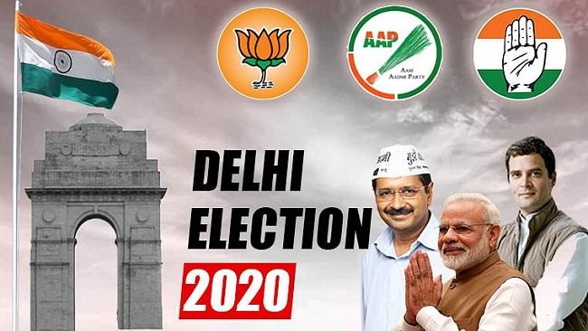 Delhi Elections 2020: किस सीट से कौन सा चेहरा है इस चुनावी समर में, यहां देखें पूरी लिस्ट…