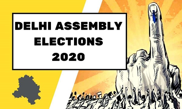 Delhi Assembly Elections 2020: शांतिपूर्वक मतदान संपन्न, 11 फरवरी को आएंगे परिणाम