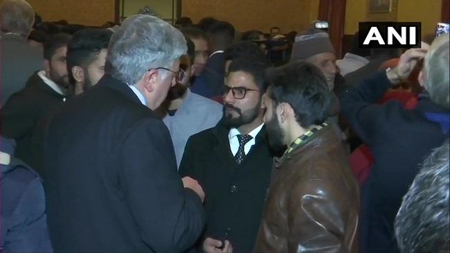 दौरे के बाद अफगान प्रतिनिधि ने कश्मीर के हालात पर जताई खुशी, कहा- यहां व्यापार की काफी संभावनाएं हैं