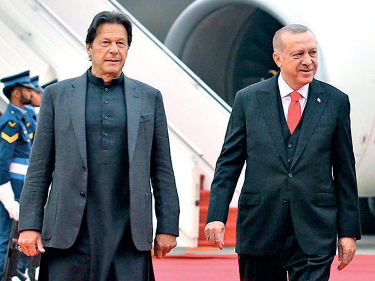 कश्मीर मुद्दे पर एर्दोगन के बयान पर भारत ने जताई आपत्ति, तुर्की को सख्त शब्दों में भेजा विरोधपत्र