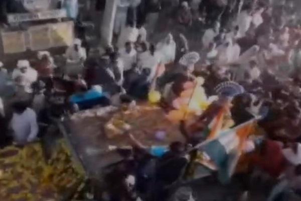 सैन्य सम्मान के साथ राजस्थान के शहीद को दी गई अंतिम विदाई
