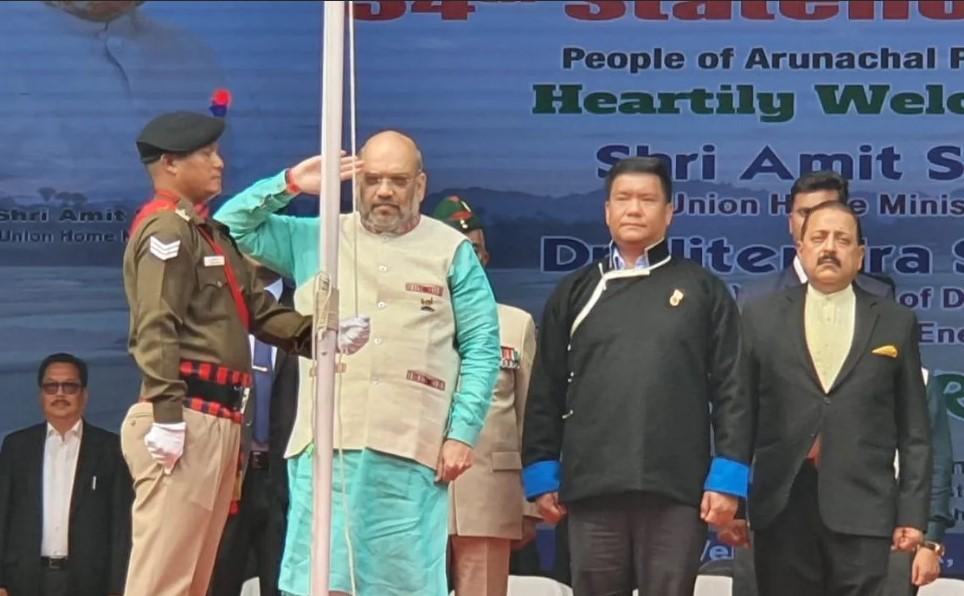 गृहमंत्री के अरुणाचल दौरे से चीन नाराज, कहा- शाह की यात्रा क्षेत्रिय संप्रभूता का उल्लंघन